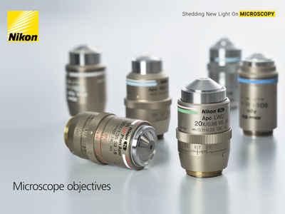 CFI60 Water Dipping Series | Optics | Products | Nikon