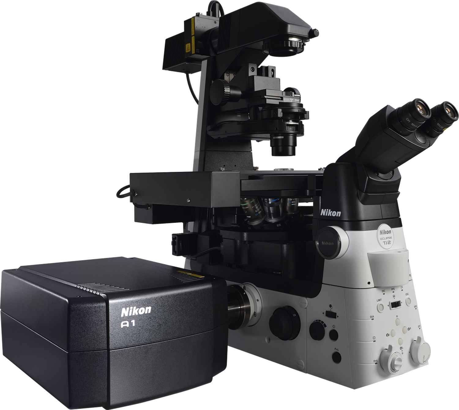 Nikon Releases Confocal Microscope with World's Largest