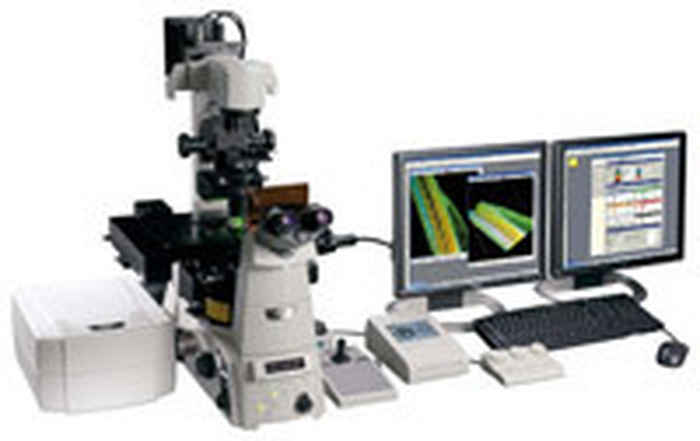 Nikon Instruments A1 Confocal Laser Microscope Series With