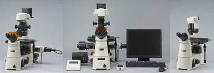 Nikon Unveils the Eclipse Ti Inverted Microscope Series at