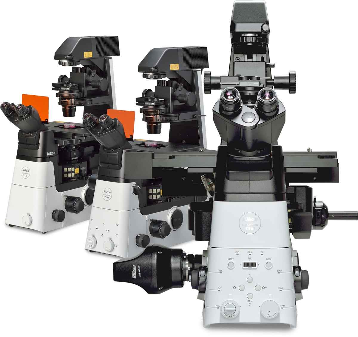 Eclipse Ti2 Series | Inverted Microscopes | Products | Nikon