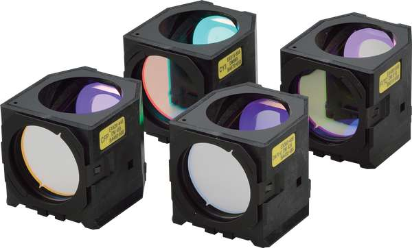 Fluorescent Filter Cubes | Accessories | Products | Nikon Instruments  Europe B.V.