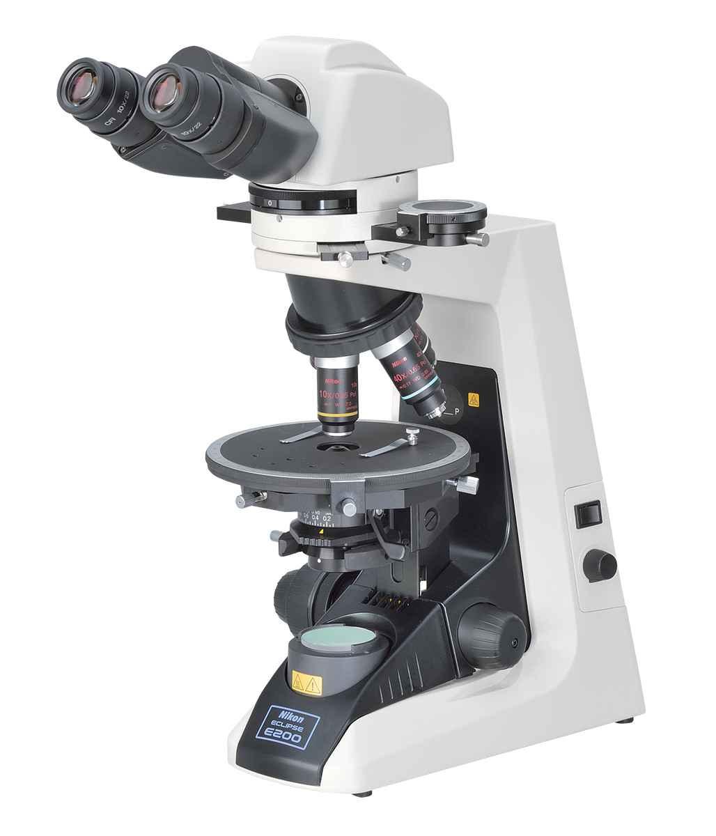 Eclipse E200 POL   Polarizing Microscopes   Products   Nikon